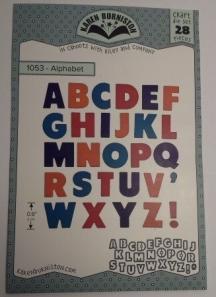 KB Alphabet