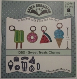 Sweet treat Charms