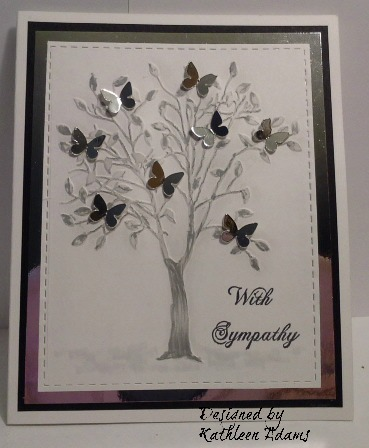 Butterfly sympathy h2o