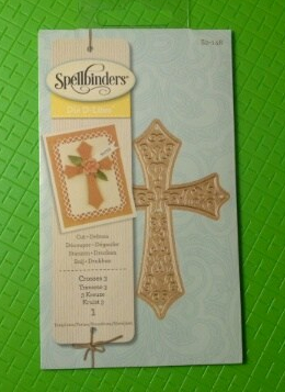 Spellbinders Cross