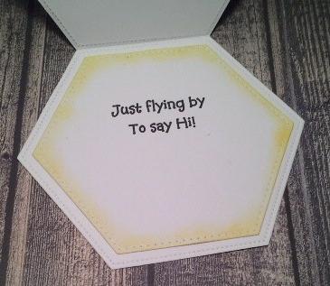 Bees inside senti.