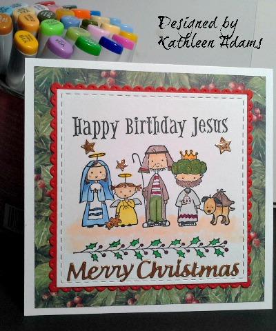 Happy Bday Jesus H2O